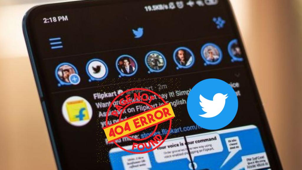 Fitur fleets hilang dari twitter